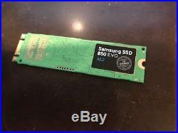 120GB Int. SSD Samsung 120GB PCI-E NGFF SSD MZ-N5E120 850 EVO M. 2