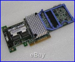 1PCS NEW ServeRaid M5110 8-Port 6Gbps PCI-e SAS/SATA RAID Controller 81Y4481 90Y