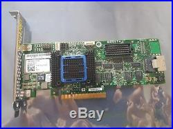 4 Internal Ports SATA-III SAS-2 RAID PCI-e 2.0 x8 Adaptec ASR-6405 512MB