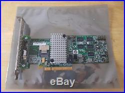 4 Port SFF-8087 SAS-2 SATA-III 6Gb/s RAID PCI-e 2.0 x8 LSI MegaRAID MR 9260-4i