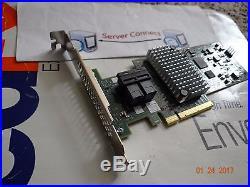 47C8675 IBM Lenovo N2215 / LSI SAS9302-8i PCI-E 12Gb/s SAS Controller 47C8676
