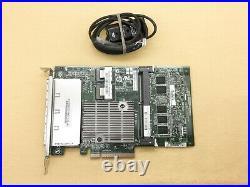 615418-B21 HP Smart Array P822 / 2GB FBWC 6GB SAS RAID Controller 643379-001