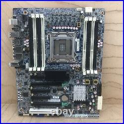 708614-001 HP Z620 WorkStation LGA2011 e5-2600 v1/ v2 System Board