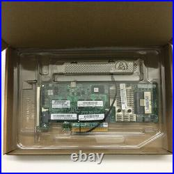 726821-B21 749797-001 HP SMART ARRAY P440/4GB FBWC CONTROLLER WithBOTH BRACKETS