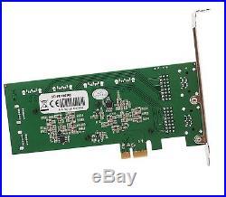 8-Port SATA-3 6G Dual Chipset PCI-E 2.0 x1 slot controller Internal & External