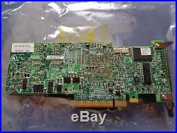 8 Port SFF-8087 SAS-2 SATA-III 6Gb RAID PCI-e 2.0 x8 Dell 75HFG LSI MR 9260-8i