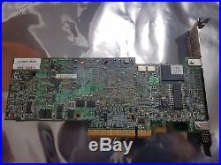 8 Port SFF-8087 SAS-2 SATA-III 6Gb/s RAID PCI-e 2.0 x8 LSI MegaRAID MR 9260-8i