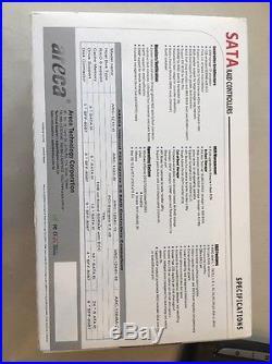 Areca Raid Controller Arc-1264il-12 12 Port SATA III Pcie Pci Express Arc1264