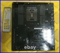 ASROCK X99 WS, LGA2011-3 X99 6x PCIE x16 10x SATA3/6G Dual LAN + IO shield