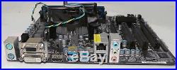 ASRock B75M Core i5-3470 @ 3.2GHz 8GB DDR3 HDMI Motherboard Bundle