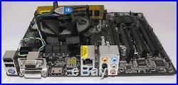 ASRock B85M Core i5-4430 @ 3.0GHz 8GB DDR3 HDMI Motherboard Bundle
