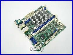 ASRock C2750D4I Mini ITX Server Motherboard Intel Atom C2750 2.40GHz