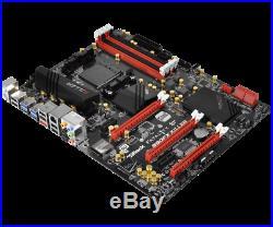 ASRock Fatal1ty 990FX Killer Socket AM3+ Motherboard AMD 990FX DDR3 ATX USB3.1
