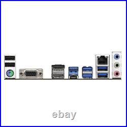 ASRock Fatal1ty B450 Gaming K4 AMD Socket AM4 ATX RGB Motherboard