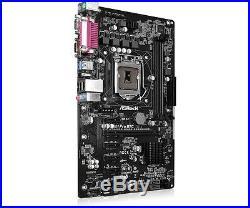 ASRock H81 Pro BTC R2.0 ATX Motherboard for Intel Socket 1150 CPUs