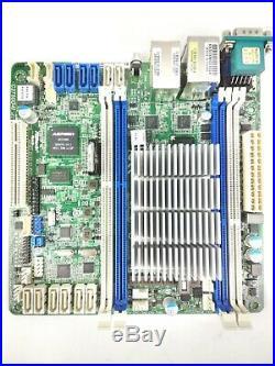 ASRock Rack C2750D4I Intel Avoton C2750 Octa-Core FCBGA1283 SOC