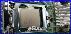 ASRock Rack Motherboard E3C224D4I-14S with Intel i5-4590S 3.00Ghz And 8GB RAM