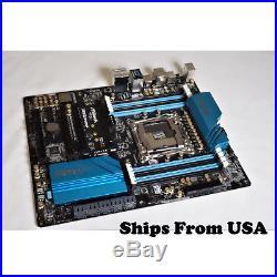ASRock X99 Extreme 4 Intel DDR4 PCI-E 3.0 LGA2011-v3 SLI Nvidia Motherboard