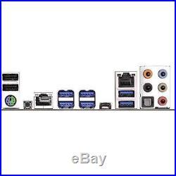 ASRock X99 OC FORMULA/3.1 LGA2011 Intel X99 PCI-Express 3.0 x16 EATX Motherboard