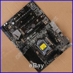 ASRock Z77 Extreme4 LGA 1155 Socket H2, Intel Motherboard Z77 Express ATX DDR3