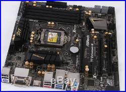 ASRock Z77 Extreme4-M Motherboard LGA 1155 Socket H2 Intel Z77 Micro ATX DDR3