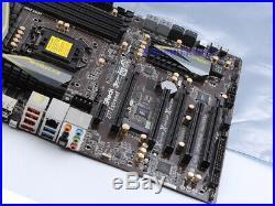 ASRock Z77 Extreme6 Socket 1155 Motherboard Intel Z77 DDR3 ATX SATA3 6.0 Gb/s