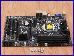 ASRock Z77 Pro3 Motherboard Socket 1155 DDR3 Intel Z77 100% working
