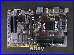 ASRock Z87 PRO3 LGA 1150 Intel Z87 DDR3 ATX DVI HDMI USB3.0 2K Motherboard