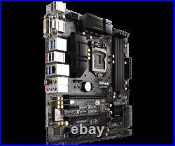 ASRock Z87M Extreme4 LGA1150/ Sockel H3