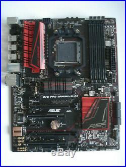 ASUS 970 Pro Gaming/Aura AM3+ AMD 970 SB950 SATA 6Gb/s M. 2 USB 3.1 ATX Motherboa