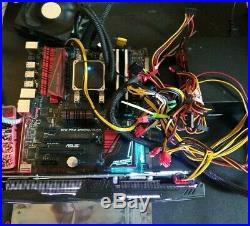 ASUS AMD 970 AM3+ Motherboard 970 PRO GAMING/AURA