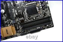 ASUS B150-PRO Intel B150 LGA1151 Motherboard DDR4 ATX M. 2 SATA III PCI-E 3.0