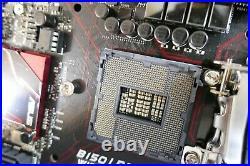 ASUS B150I PRO GAMING AC Mini ITX LGA 1151 Intel DDR4 WIFI AURA RGB Motherboard