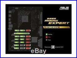 ASUS B250 MINING EXPERT B250 Motherboard with INTEL Core i3-7100 processor