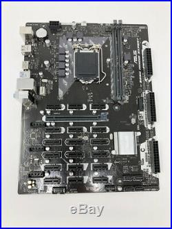 ASUS B250 Mining Expert Intel Motherboard 19 Slot Complete with All Accs