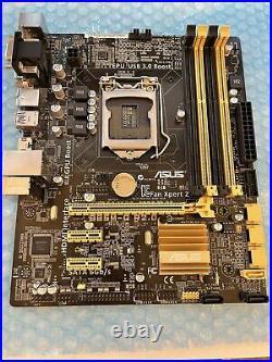 ASUS B85M-G R2.0, Micro ATX Motherboard LGA1150 Motherboard, Intel B85 Chipset