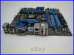 ASUS Intel LGA 1155 Micro ATX Desktop Motherboard P8H67-M/PRO P8H67M PRO TESTED