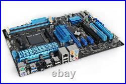 ASUS M5A97 R2.0 Socket AM3+ AMD 970 USB3.0 SATA 3.0 Motherboard With I/O