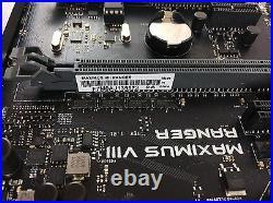 ASUS MAXIMUS VIII RANGER Socket LGA 1151 ATX Intel DDR4 Motherboard