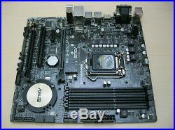 ASUS Micro ATX Motherboard Z170M-E D3 LGA1151