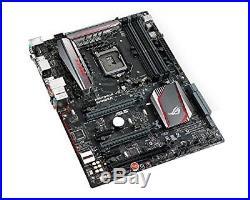 ASUS Motherboard MAXIMUS VIII RANGER Core i7/i5/i3 LGA1151 Z170 DDR4 PCI-Express