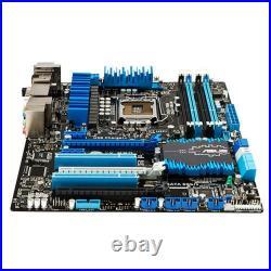 ASUS Motherboard P8Z77-V PRO, LGA 1155 Intel Z77 Chipset, DDR3 Memory ATX SATA3.0