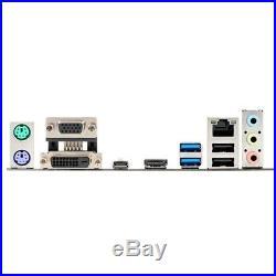 ASUS Motherboard RIME Z270M-PLUS LGA1151 Z270 DDR4 SATA PCI Express HDMI/DVI