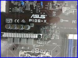 ASUS P10S-X Serverboard LGA1151 C232 DDR4 Dual Gigabit LAN + IO Shield Clean