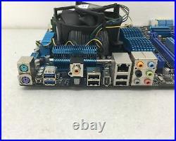 ASUS P6X58D-E Motherboard Bundle Intel Core i7 950 24GB DDR3 RAM USB 3.0 X58