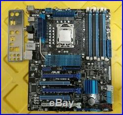 ASUS P6X58D-E + X5675 6C 3.06G LGA1366 X58 3x PCIE x16 SATA3/6G USB3 +IO-Shield