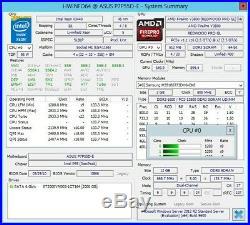 ASUS P7P55D-E Motherboard LGA1156 / Socket H P55 2x PCIE x16 + IO Backplate