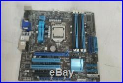 ASUS P8H67-M /PRO Intel LGA 1155 mATX Motherboard Core i5-2400 3.10Ghz CPU
