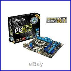 ASUS P8H77-M LE Socket 1155 Motherboard Intel CPU
