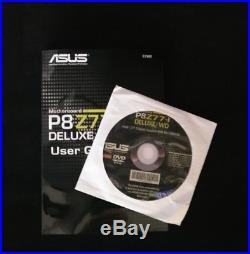 ASUS P8Z77-I Deluxe/WD LGA 1155 Mini-ITX Motherboard Intel Z77 PCI-E 3.0 WIFI BT